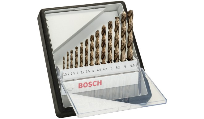 Сверла  BOSCH HSS-CO